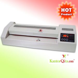 Mesin Laminating DYNAMIC 330 New with LED