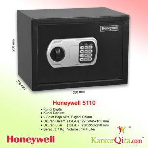 Brankas Honeywell 5110 Closed - KantorQita.com
