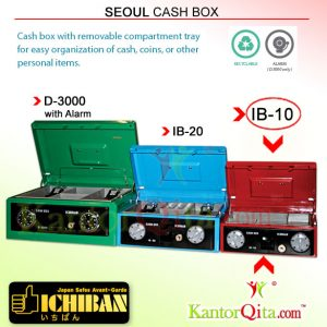 Cash Box ICHIBAN IB-10 Seoul Cash Box