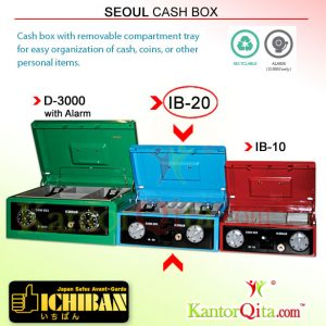 Cash Box ICHIBAN IB-20 Seoul Cash Box